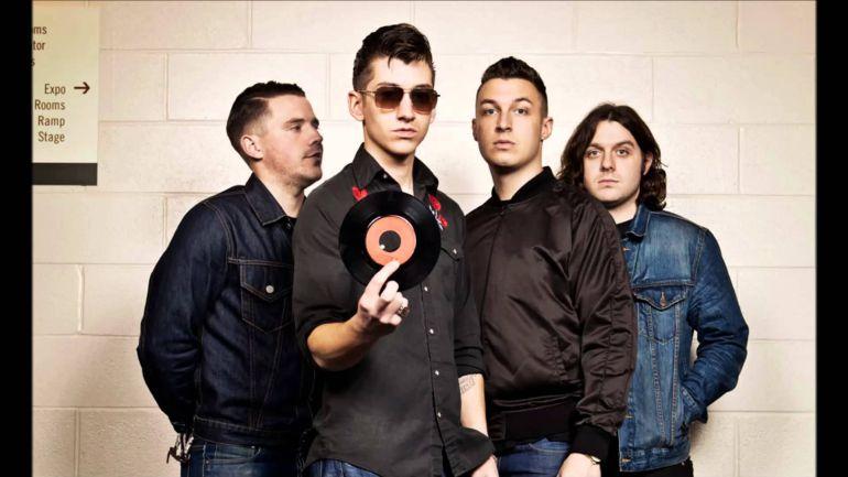 Entrevista especial con Arctic Monkeys en WFM: Entrevista exclusiva con Arctic Monkeys en WFM