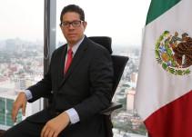 Juan Carlos Baker subsecretario de comercio afirma no tener prisa por firmar el tratado TLCAN