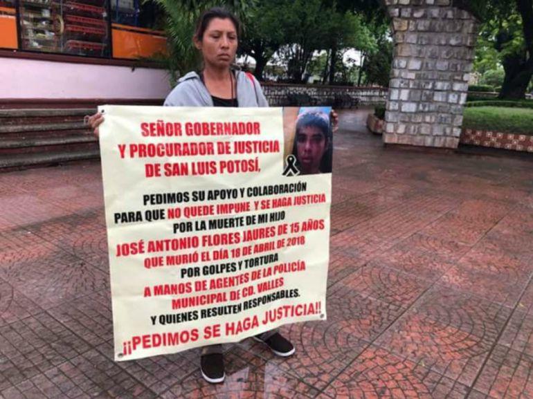 El caso del abuso y tortura al menor José Antonio Flores en San Luis Potosí