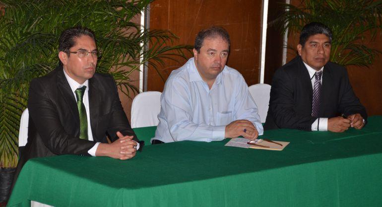 Lic. Pablo Alvarado Silva Subprocurador de Justicia la Huasteca Norte San Luis Potosí