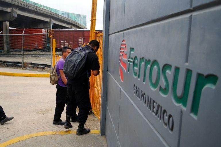 Entrevista con Lourdes Aranda Directora de Relaciones con Gobierno de Ferromex y Ferrosur