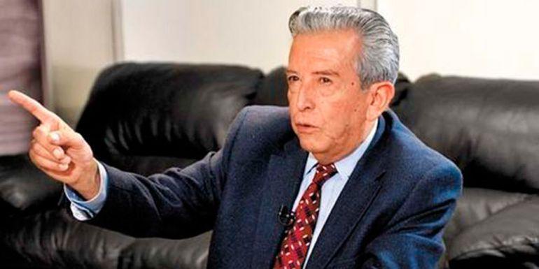 El ex subprocurador general de la república Everardo Moreno exige la detención de Nestora