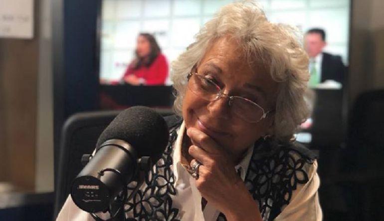 AMLO respeta las instituciones: Olga Sánchez Cordero