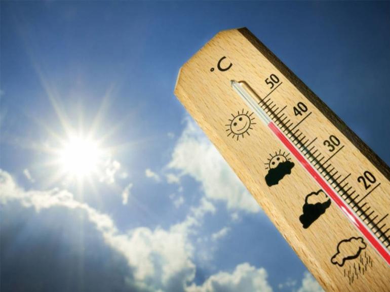 Ciudad de México rompe récord histórico de calor