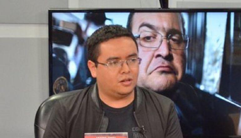 """""""Se demostró el vínculo de los desvíos de Javier Duarte con el financiamiento al PRI en 2012"""": Arturo Ángel"""
