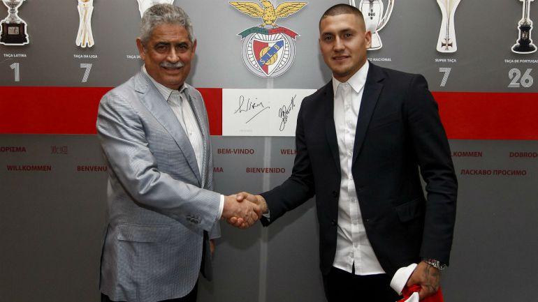 Bénfica, Pumas, Nicolás Castillo: Bénfica ficha a ex jugador de Pumas