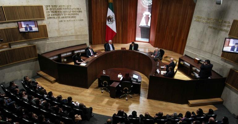 Tribunal ratifica candidaturas de Mancera y Napoleón