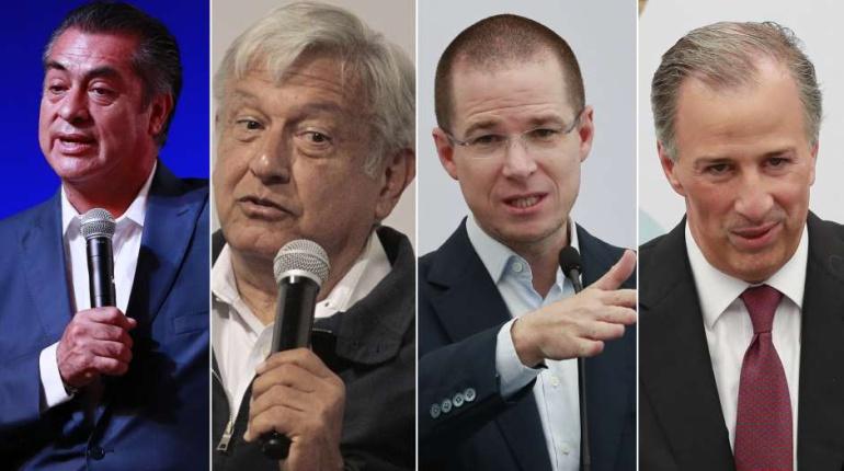 Afinan armas para Tercer Debate Presidencial