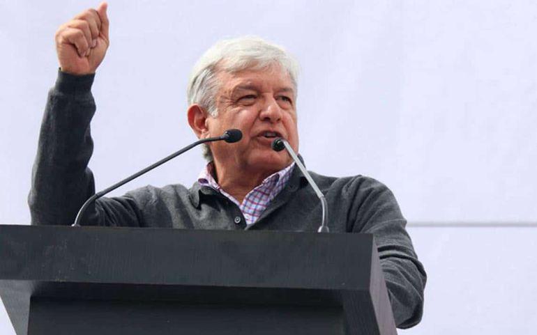 """AMLO, sí otorgó contratos directos a Rioboó por 170 mdp"": Verificado 2018"