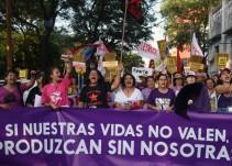 Activistas exigen poner fin a violencia política contra mujeres