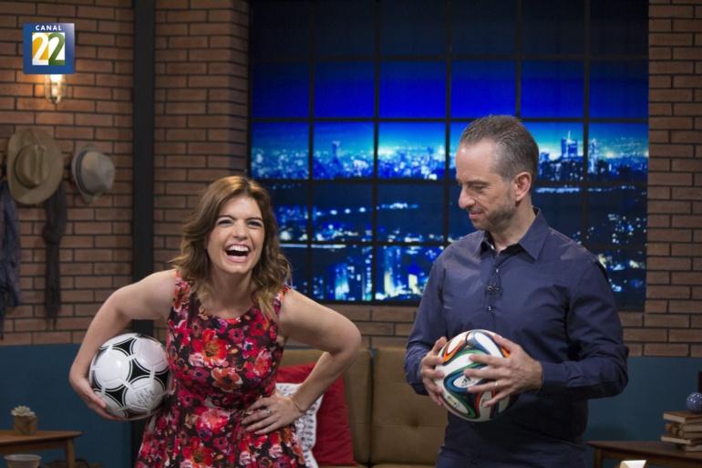 """""""Ida y vuelta"""" el programa cultural de futbol rumbo al mundial"""
