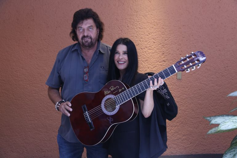 ¡Alan Parsons is in da house!