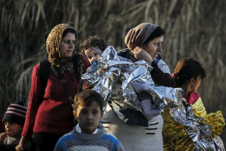 """niños refugiados detenidos: Mark Manly: """"Los niños no deberían ser detenidos en México"""""""