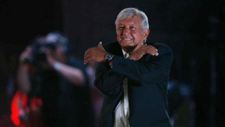 AMLO triunfa en la República Mexicana 2018: Roy Campos: López Obrador gana en 30 estados