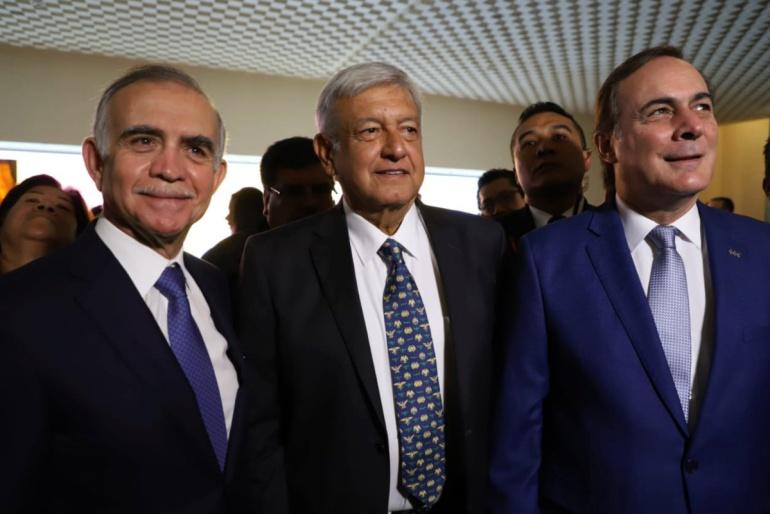 AMLO da confianza a empresarios: AMLO nos da confianza pese a diferencias: Alejandro Ramírez