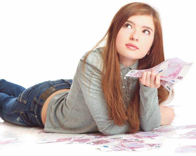 El dinero, ¿No te alcanza ?