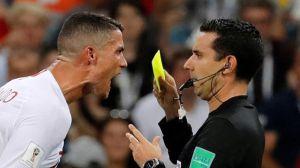 César Ramos y Cristiano Ronaldo: César Ramos explica lo sucedido con Cristiano Ronaldo