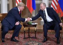 Trump y Putin fuman la pipa de la paz