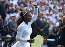 El regreso de Serena Williams