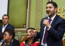 La propuesta de recorte al Senado es a título personal: Martí Batres