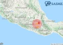 Se registra sismo de 5.9