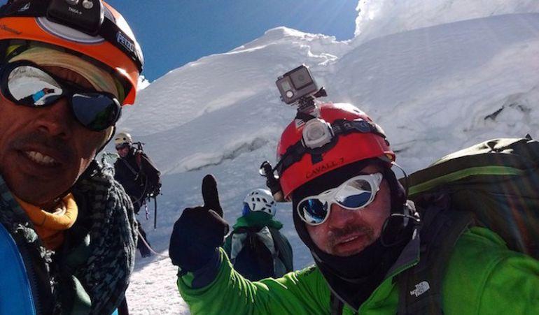 Mueren alpinistas mexicanos en los Andes