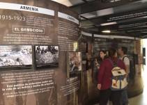Este sábado abrirá sus puertas el Túnel de Memoria y Tolerancia en la Ciudad de México.