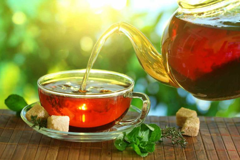 10 razones para toma té