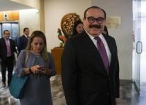 Morena rechazó el recorte a partidos cuando lo propuso el PRI: Ramírez Marín
