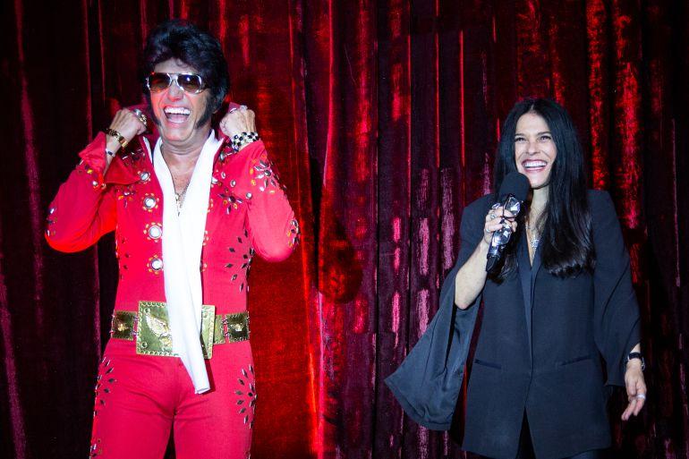 Revive el tributo a Elvis Presley con Martha Debayle en W