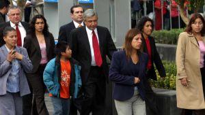 Ex Gacela: AMLO arriesga su seguridad y la de su familia sin guardias