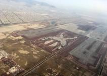 El nuevo aeropuerto provocará que se siga inundando la CDMX
