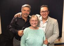Susana Alexander y Jorge Ortíz de Pinedo visitan 'Así el Weso' con 'Cosas de papá y mamá'