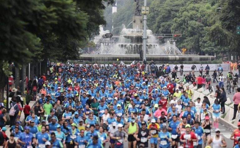 ¿Cómo son los corredores mexicanos?