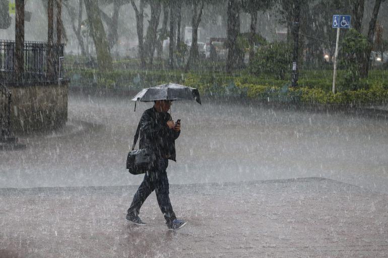 lluvias, tormentas: 2018, el año más lluvioso en la historia