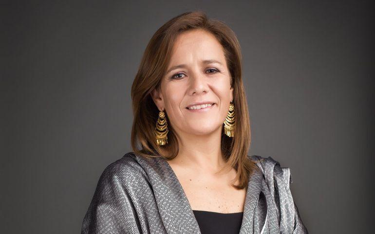 Hay un colapso de los partidos políticos en el país: Margarita Zavala