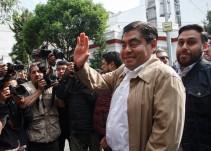 La autoridad electoral manipuló papelería en Puebla: Miguel Barbosa