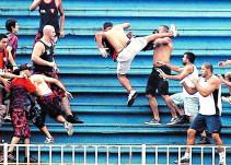 La violencia en el futbol mexicano