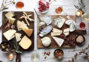 Todo sobre los diferentes quesos