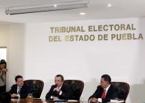 Seré gobernador de Puebla: Barbosa; no hay duda, ganó Martha Erika: vocero