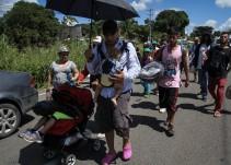 Se estima que uno de cada cuatro migrantes, es menor de edad