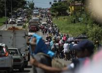Hasta ahora, la Caravana Migrante sigue avanzando