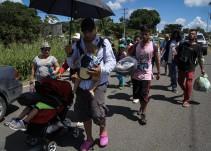 Hay un doble discurso en el gobierno mexicano hacia la Caravana Migrante: experto