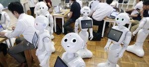 Un robot, tu próximo sustituto en el trabajo