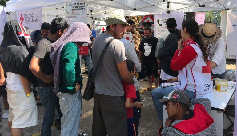 México obligado a dar apoyo humanitario a migrantes: Rosa Isela Rodríguez