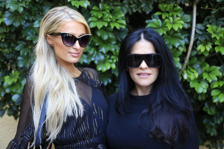 #FBLIVE: ¡Paris Hilton is in da house con Martha Debayle!