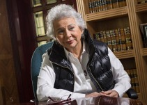 Olga Sánchez Cordero: Legalizar marihuana resolverá inseguridad