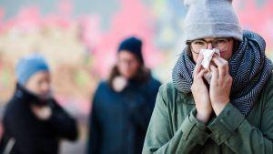 ¿Cómo evitar enfermarte este diciembre?