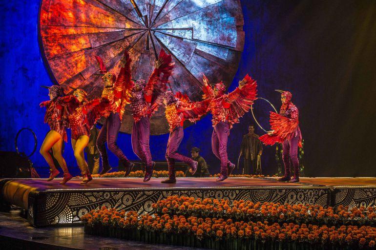 #FBLIVE: Cirque du Soleil en cabina con Martha Debayle