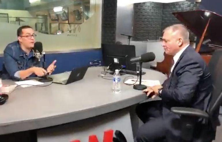 """García Luna habla sobre las declaraciones de """"El Rey"""" Zambada: Genaro García Luna: no recibí sobornos ni tuve contacto con """"El Rey"""" o """"El Chapo"""""""